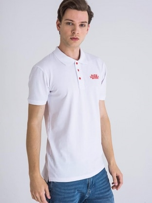 PIQUÉ POLO T-SHIRT MEN